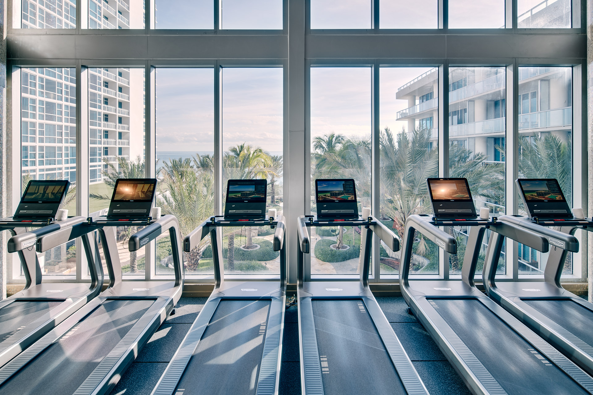 Carillon Miami Gym