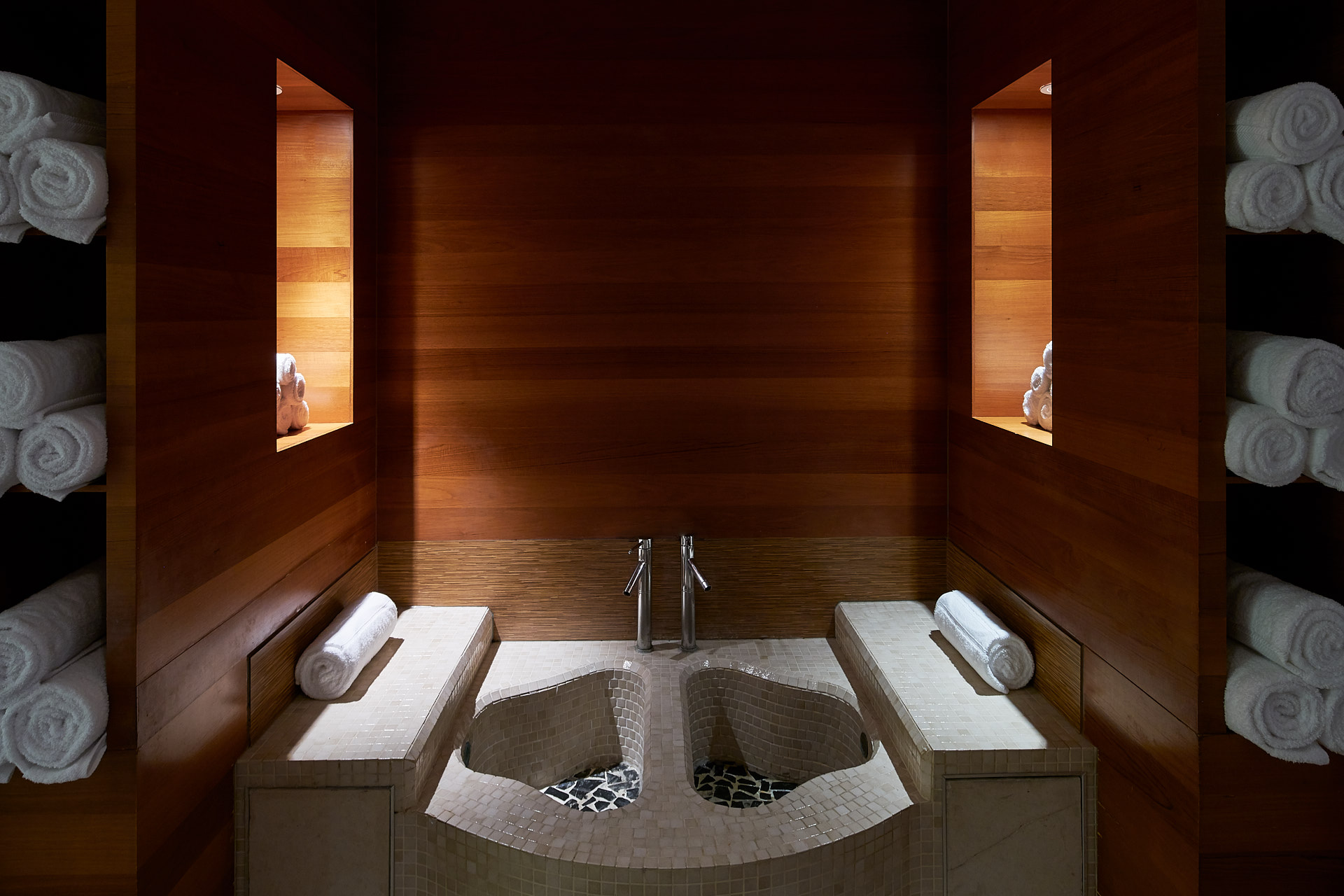 Spa area in the Carillon Miami Wellness Resort