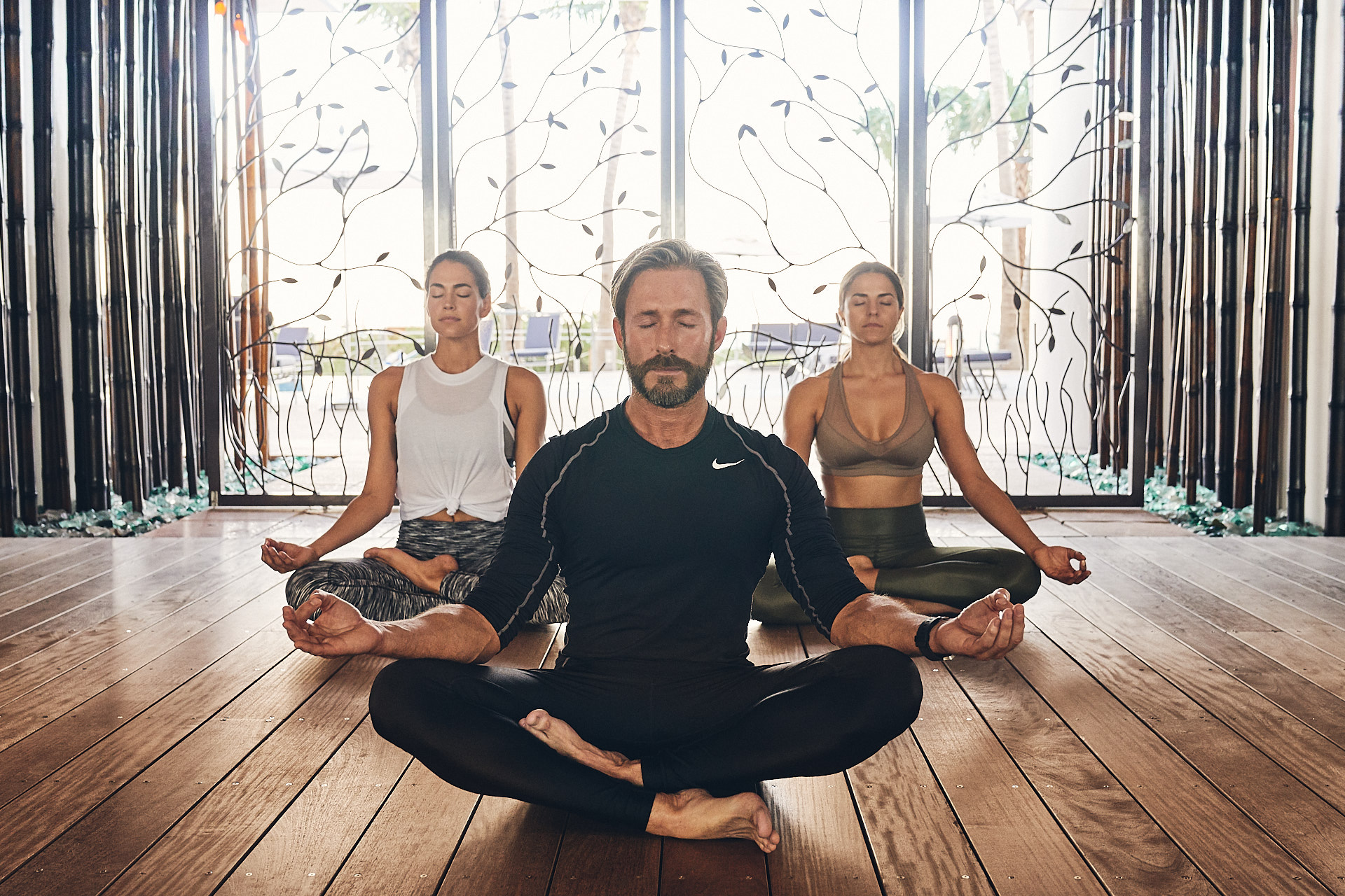 Carillon Miami Yoga Retreat