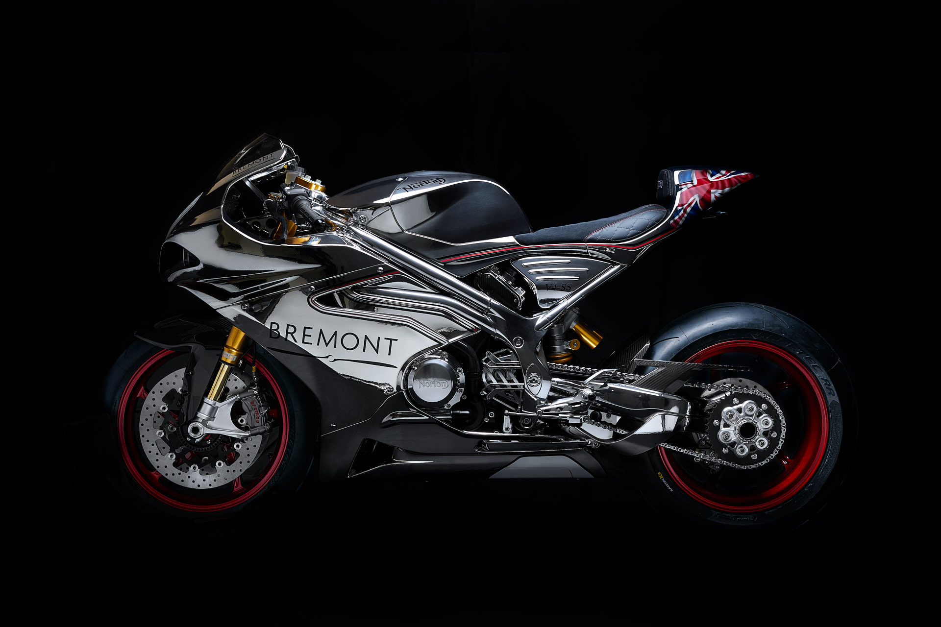 Norton V4-SS Bremont Watches Collaboration 001