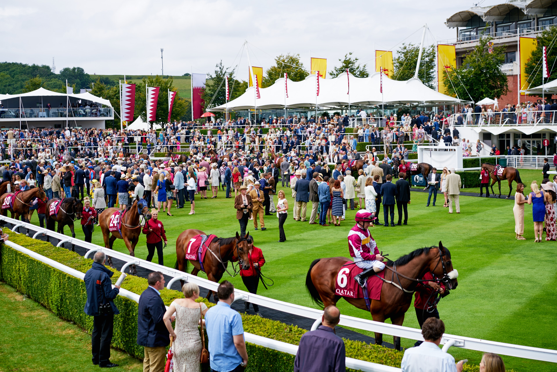 Qatar Goodwood Festival 2017