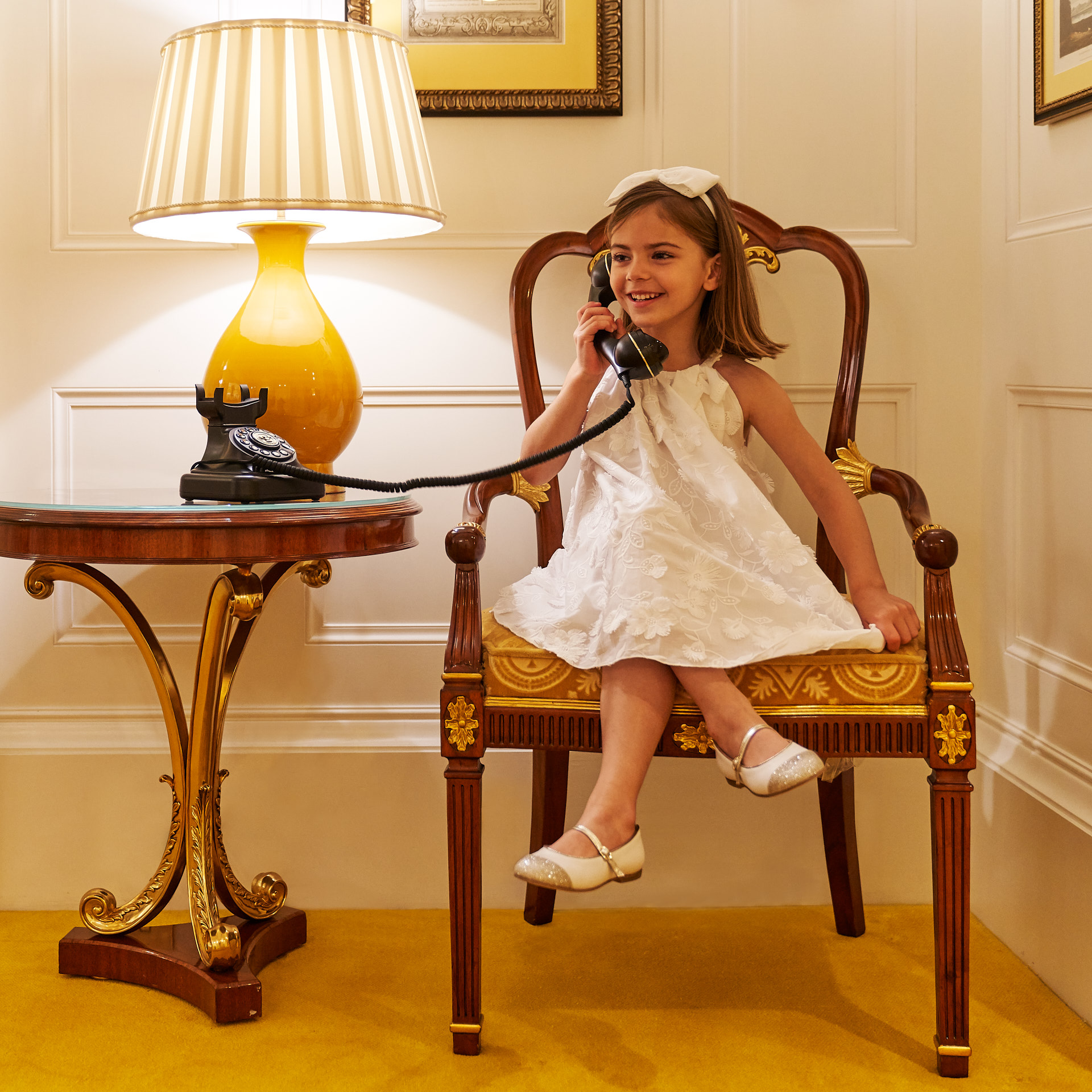 Children lifestyle at The Lanesborough Hotel