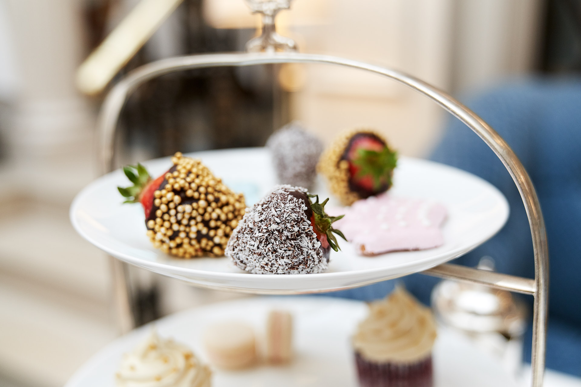 Afternoon tea in The Lanesborough