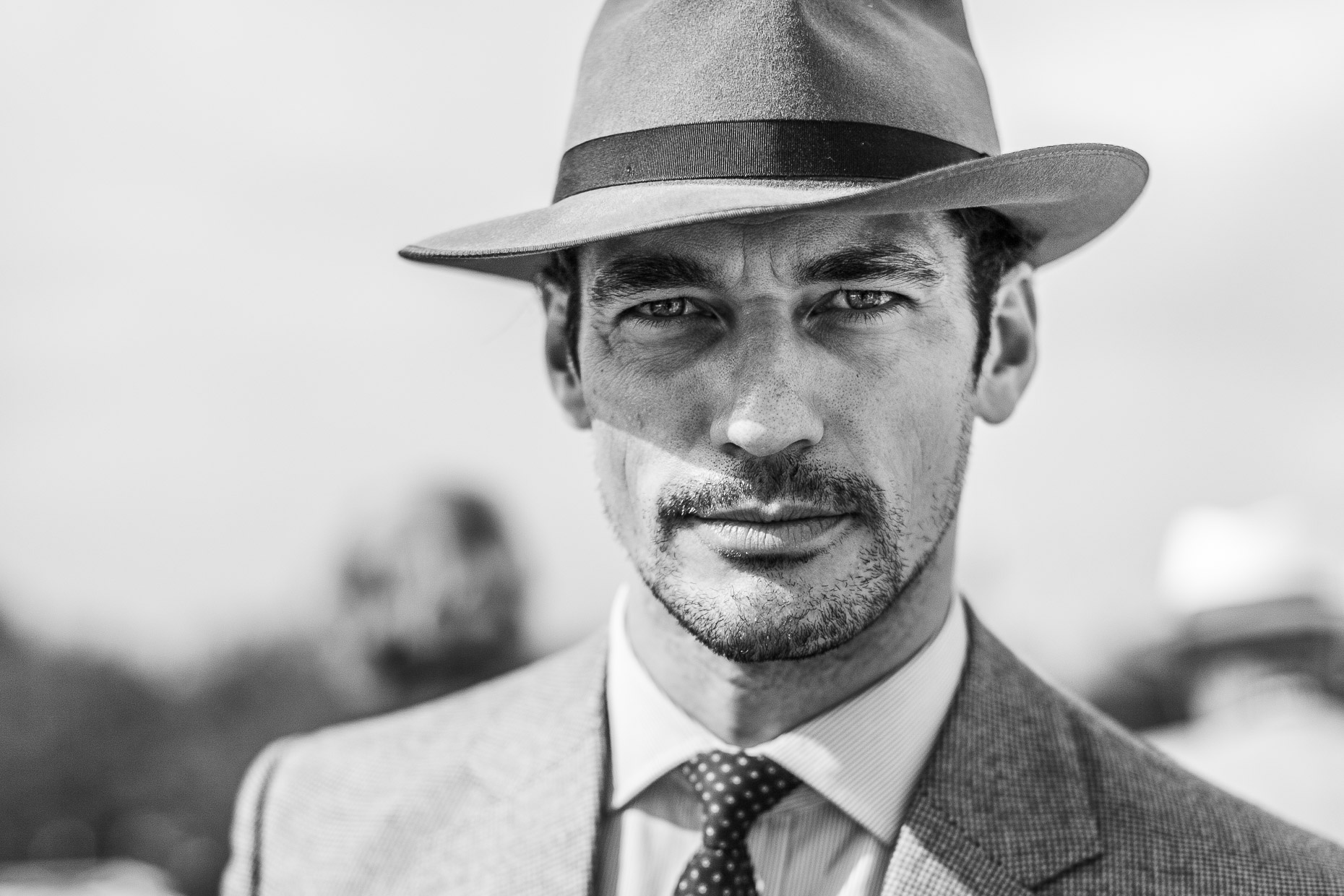 David Gandy at Goodwood Revival